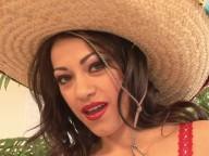 Vidéo porno mobile : A big burrito for a gorgeous latina